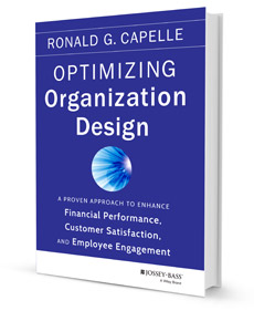 Optimizing Organization Design Book