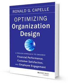 Optimizing Organization Design Book